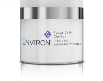 Environ Focus Care Clarity + Sebu-Clear Masque + brush