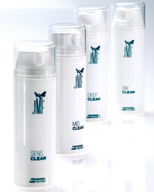 Photo of JMF cleansing products